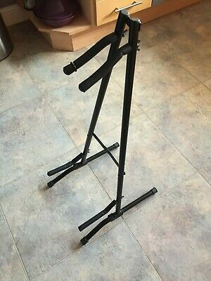 Universal Folding Guitar Stand for Acoustic, Classic, Electric, Bass