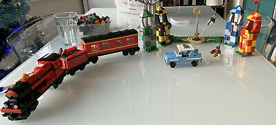 LEGO Compatible Harry Potter Building Kits Including Hogwarts Express & Quiditch