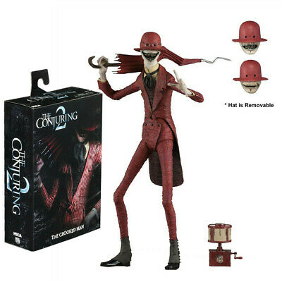 "NECA The Conjuring Universe Ultimate Crooked Man 7"" Scale Action Figure OFFICIAL"
