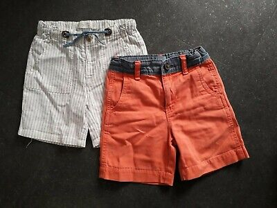 X2 bundle Baby Gap and Zara shorts  Size 3 - 4 years