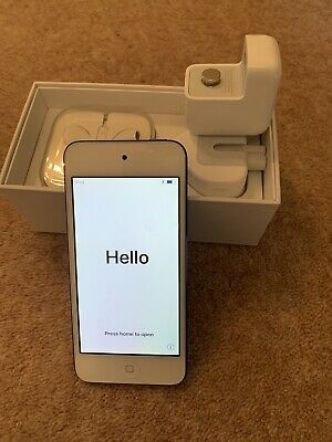 Apple iPod touch 6th Generation Blue (64GB) With Accessories Bundle