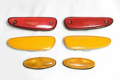 RX7 FD3S OEM Reflector & Side Repeater set