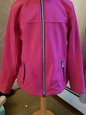 Girls authentic MK Michael Kors pink Coat