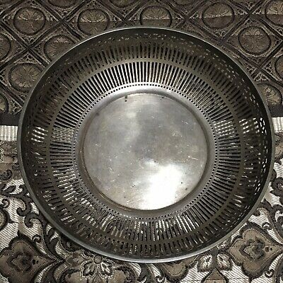 Vintage Wallace & Sons Sterling Silver 2292-3 Bowl 215g No Mono EXCELLENT