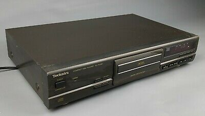 Technics SL-PG390 CD Compact Disc Player Hi-Fi Stereo Separate, Made in Germany