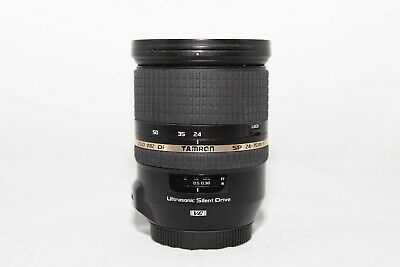 Tamron SP A007 24-70mm F/2.8 VC Di Lens Canon Fit Good Condition