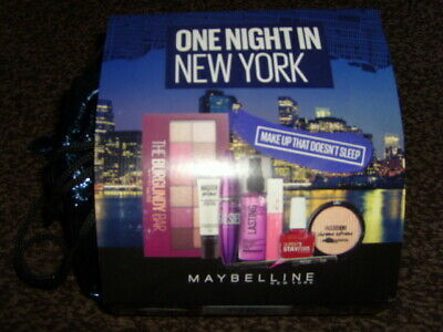 Maybelline One Night in New York