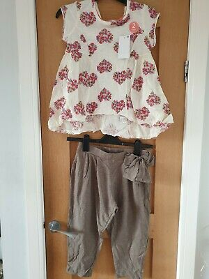 BNWT Girls Next Outfit 8 Years