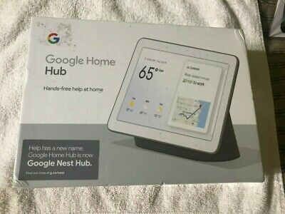 Google Home Hub with Google Assistant - GA00515-US BRAND NEW, SEALED
