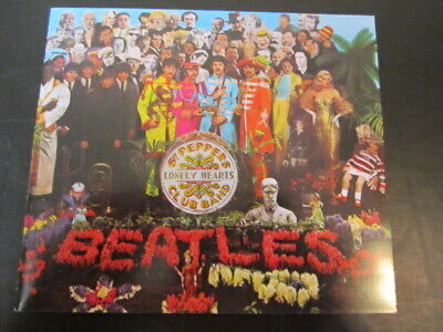 Beatles - Sgt. Pepper's Lonely Hearts Club Band: 1987 Parlophone CD Album (Rock)