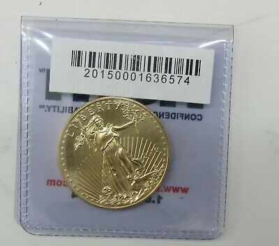 2016 $25 American Half Eagle 1/2 oz GOLD COIN BU #6574