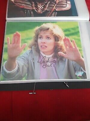 Star trek hand signed autograph Catherine hicks. Star Trek IV.