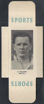 Phillips Sports Package Issue-Rugby & Association Football- Leeds - Williams