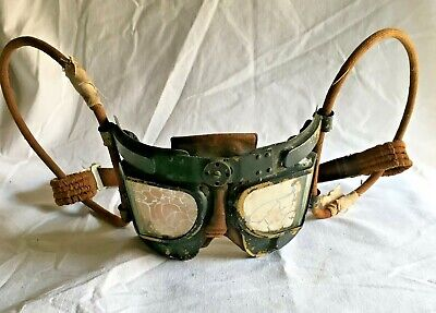 WW11 R.A.F. Flying Googles