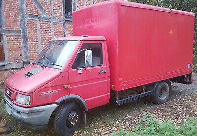 IVECO TURBO DAILY 2.8TD 59-12 Classic (2000) TWIN WHEELS Plated 6400kg
