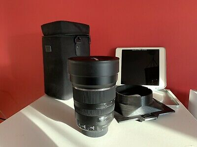 Tamron 15-30mm SP VC lens, Nikon fit, with Haida 10 stop filter and holder