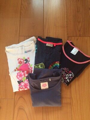 Girls Bundle Of Clothes Age 10 Years, 5 Items