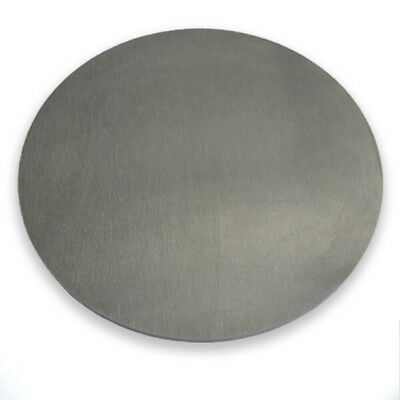 Aluminium Disc - Strength 6mm AlMg3 Aluminum Round