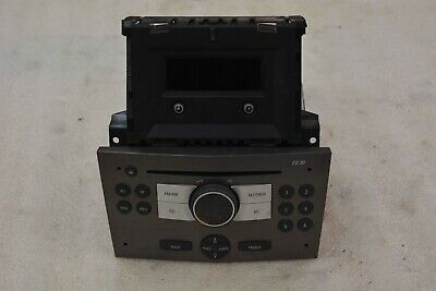 VAUXHALL VECTRA C CD30 STEREO HEAD UNIT CD PLAYER WITH SCREEN