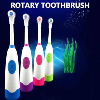 Wellness Oral Care Portable Sonic Battery Electric Toothbrush with Auto Timer