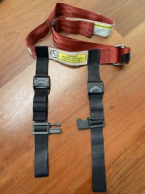 CARES Kids Fly Safe Airplane Harness FAA Approved