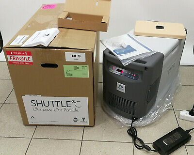 Stirling Ultracold ULT-25 Ultra Low Temperature Portable Shuttle Freezer -86°C