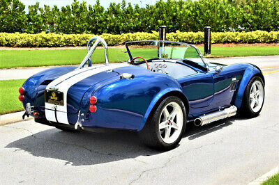 1965 Other Makes Shelby Cobra Replica 302, Manual, Amazing Color Combo Amazing 1965 Factory Five Shelby Cobra Replica 302 Windsor
