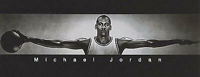Michael Jordan - Wings - Slim Poster 12 in x 24 in