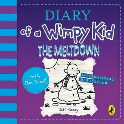 Diary of a Wimpy Kid: The Meltdown (Book 13) by Dan Russell 9780241363072