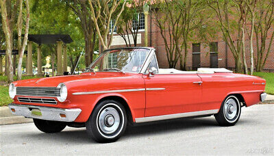 1964 Other Makes Rambler Convertible 30k Miles The best you will find Amazing 1964 AMC Rambler Convertible, 30k Miles, Power Top. Straight 6, Auto
