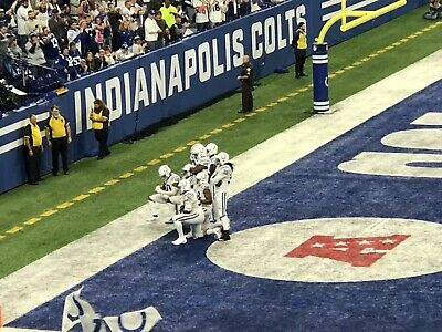 Indianapolis Colts Vs. Carolina Panthers 2 Tickets *3rd Row 30 YDL *