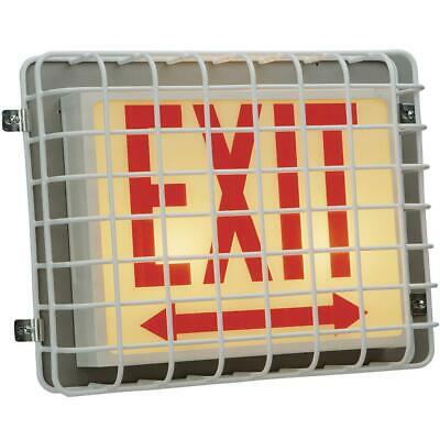 Safety Technology International Damage Stopper Exit Sign