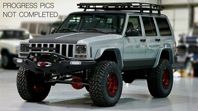 2000 Jeep Cherokee RESTORED STAGE 6 BUILD DAS CHEROKEE XJ STAGE 6...FULLY RESTORED...NO 18 MONTH WAIT...BUY NOW