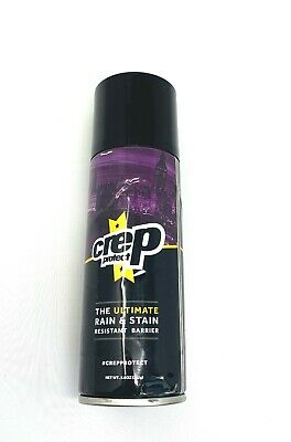 "Brand New but dented ""The Art of Crep Protect""  Spray 5 Oz 200 ML"
