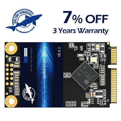 120GB 256GB 500GB 1TB 2TB SSD SATA III mSATA Solid State Drives 570MB/s DOGFISH