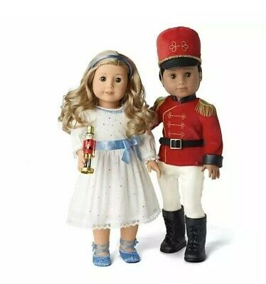 American Girl Limited Edition Nutcracker Collection, Clara Prince New In Box
