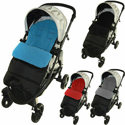 Universal Footmuff Cosy Toes Apron Liner Buggy Pram Stroller Baby Toddler F1L6Q