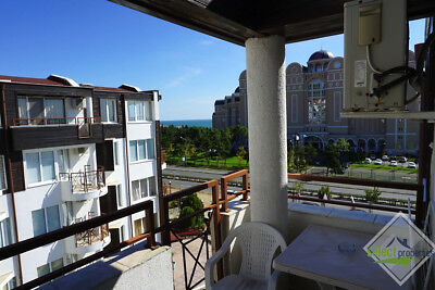 1-Bedroom Sea Views Apartment For Sale In Saint Vlas, Bulgaria! 5Min To Beach