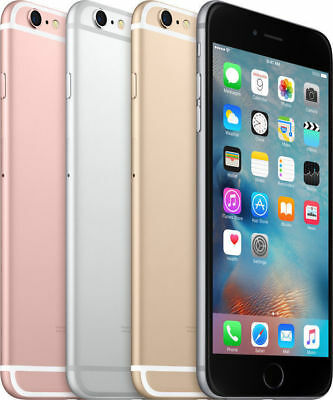 APPLE iPHONE 6S PLUS 16GB / 64GB - Unlocked / Voda - Smartphone Mobile Phone