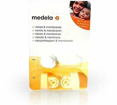 Medela Breastpump Replacement Valves And Membranes Compatabile With The Swing