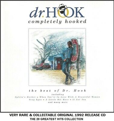 Dr Hook - Very Best 20 Greatest Hits Collection RARE 70's 80's Country Rock CD
