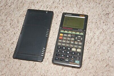 Vintage Casio fx-9750G Power Graphic 32KB Scientific Calculator