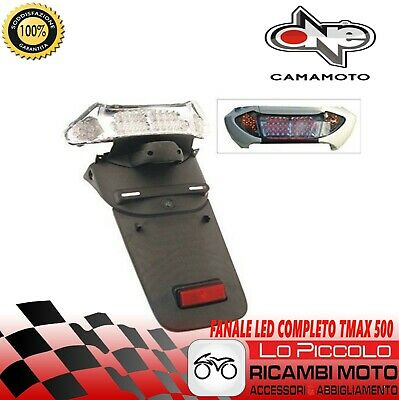 Fanale Posteriore Stop A Led + Parafango Yamaha Tmax T-Max 500 2004 2005 2006