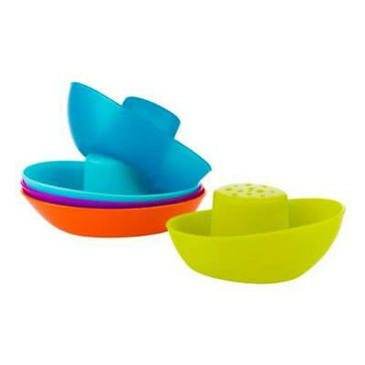 Boon Fleet Stacking Boats Bathing Toy Boon Free Shipping!
