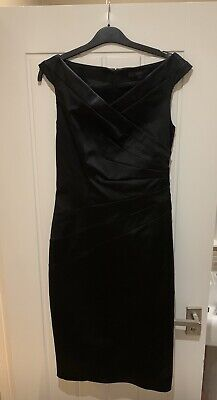 Coast Black Dress Size 8. Worn Once. Great Condition.