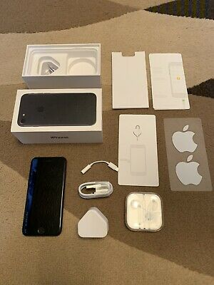 Apple iPhone 7 32GB Jet Black, Factory Unlocked, Any Network, Superb Condition