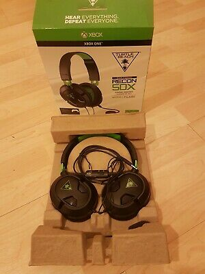 Turtle Beach Ear Force Recon 50X Wired Headset for XBox One