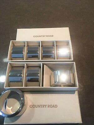 Country Road Napkin Rings (8)