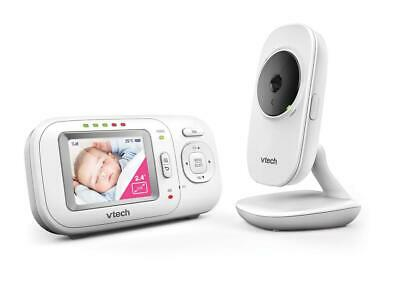 VTech Baby BM2700 Safe & Sound Video & Audio Baby Monitor Free Shipping!