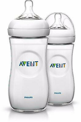 Philips Avent Baby Bottle Natural - 330mL Philips Avent Free Shipping!